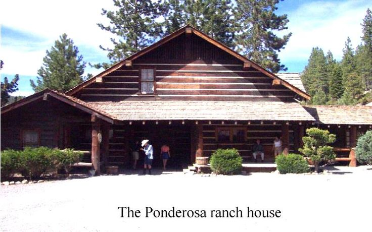 19 Best Ponderosa Ranch House