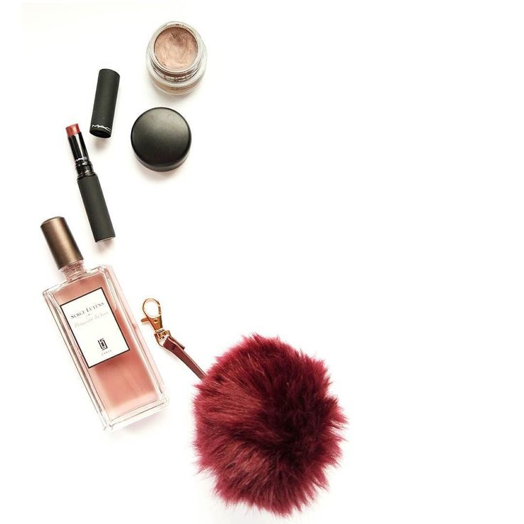 Recent favourites have a bronze-y brick red colour theme going on: wore the top two on New Year's Eve (Maybelline Bad to the Bronze and MAC Mattene in Camden Chic - even though I was in Peckham). Serge Lutens Feminité du Bois is warm and woody with kind of a fruity (peach?) note. And my fuzzy key ring  1 from some random closing down store in Chipping Sodbury (favourite town name in England so far).