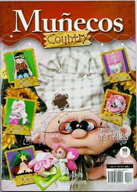 Muñecos PAYS n ° 117 - Marcia M - Picasa Albums Web