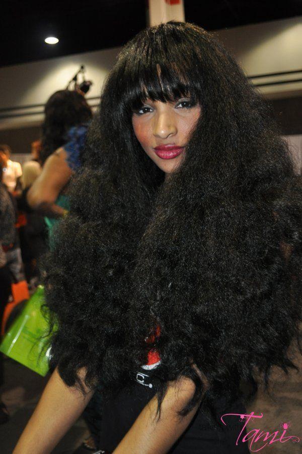 Atlanta Hair Show 2013 | Bronner Brother's Hair & Beauty Show Fall 2013
