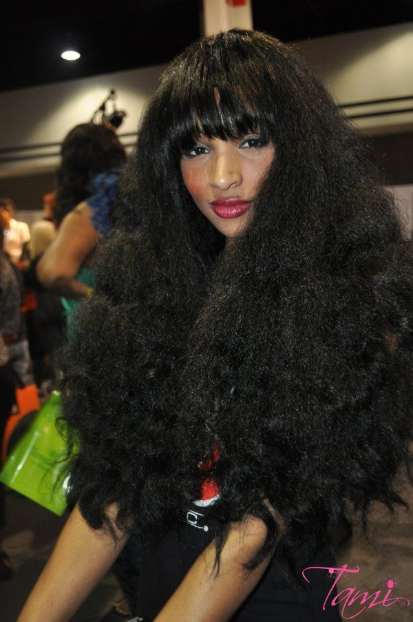 Atlanta Hair Show 2013 | Bronner Brother's Hair & Beauty Show Fall 2013