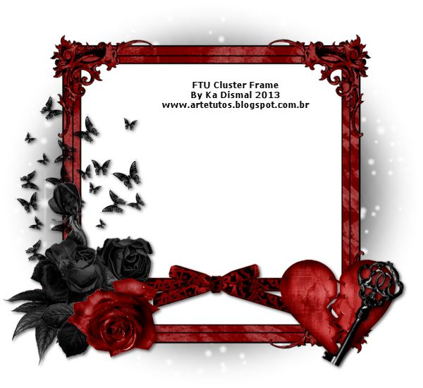 gothic frame png