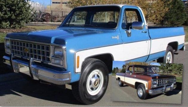 Pair Of No Miles 1980 Chevrolet Pickups Chevy Trucks Chevrolet Pickup Used Pickup Trucks