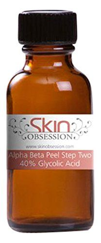 Skin Obsession 40% Alpha Beta Combination Chemical Peel for Acne, Fine Lines and removes sun damage ** You can find out more details at the link of the image. (Note:Amazon affiliate link)