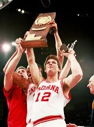 #12, Steve Alford...one of my favorite Hoosiers!   Wow Jennifer! This brings back memories!
