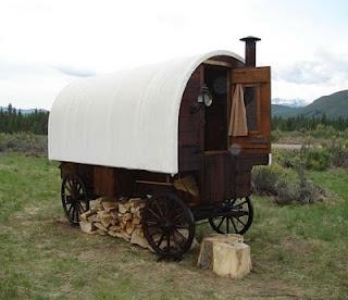 sheep wagon - Sheep Wagon