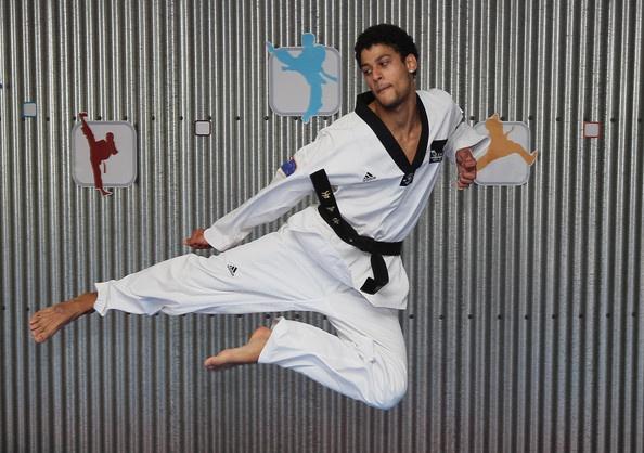 Vaughn Scott: New Zealand Olympic Taekwondo Squad 2012