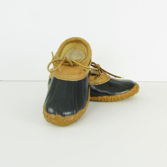 Vintage Women's Sorel Duck Boots by TwoMoxie #vintage #sorel #boots