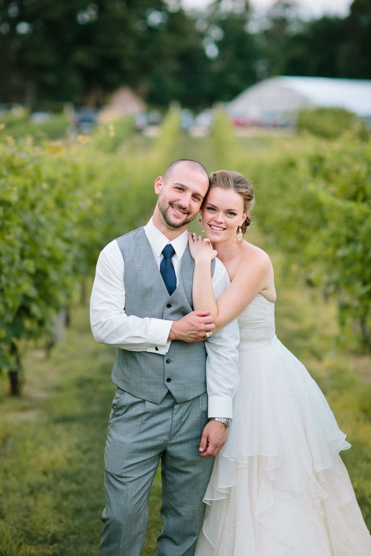 Photography: Summer Street Photography - www.summerstreetphotography.com  Read More: http://www.stylemepretty.com/2014/06/10/rustic-meets-preppy-vineyard-wedding-at-rosedale-farms-by-summer-street-photography/