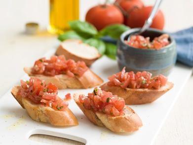 Bruschetta met tomatensalsa (2) (Libelle Lekker!)