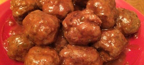 Easy Cocktail Meatballs | Easy Recipe Depot