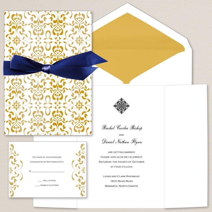 175 best Invitations and Escort Cards images on Pinterest - best of invitation card about wedding