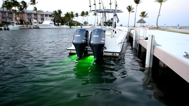 OceanLED Lighting - Underwater LED Lights for Boats | Sport Fishing Magazine