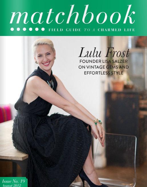 Matchbook Magazine - Aug 2012