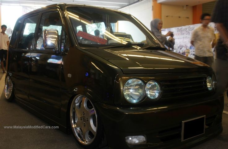 9 best Modified Perodua Kenari images on Pinterest