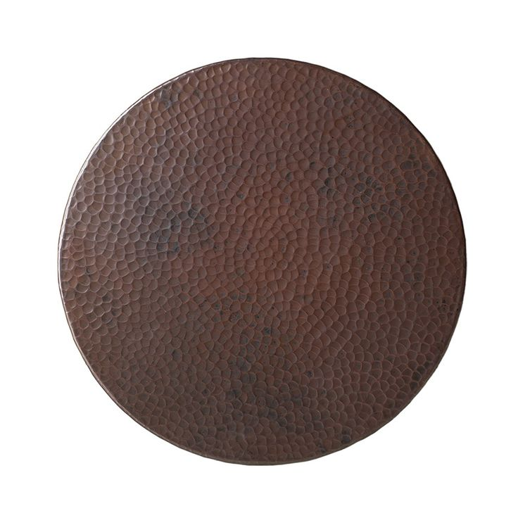 copper lazy susan from native trails