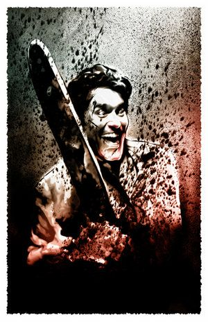 The original Evil Dead series