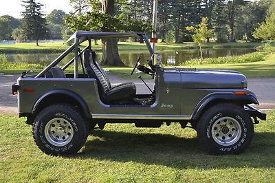 Used Cj7 Jeeps Sale | 1977 Jeep Cj7 - Used Jeep Cj for sale in Beverly, Massachusetts ...