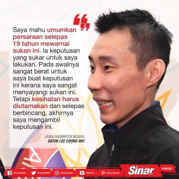 Pin By Sinar Harian On Infografik Badminton