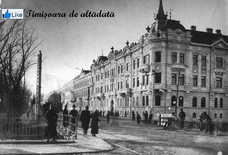 Timisoara - 1908 - Palatul Miksa Steiner