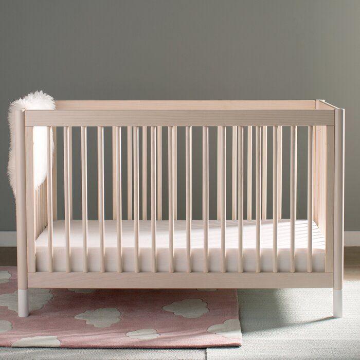 Gelato 4 In 1 Convertible Crib Convertible Crib Cribs Baby Cribs
