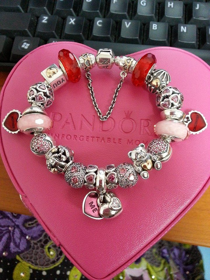Pandoraluxe pandora pinterest for How much does pandora jewelry pay
