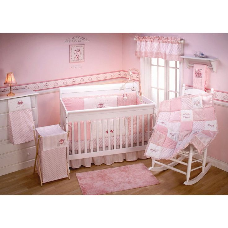 Sweet And Feminine Design Collections Of Pink Baby Room: Gorgeous Pink Baby  Room Design With