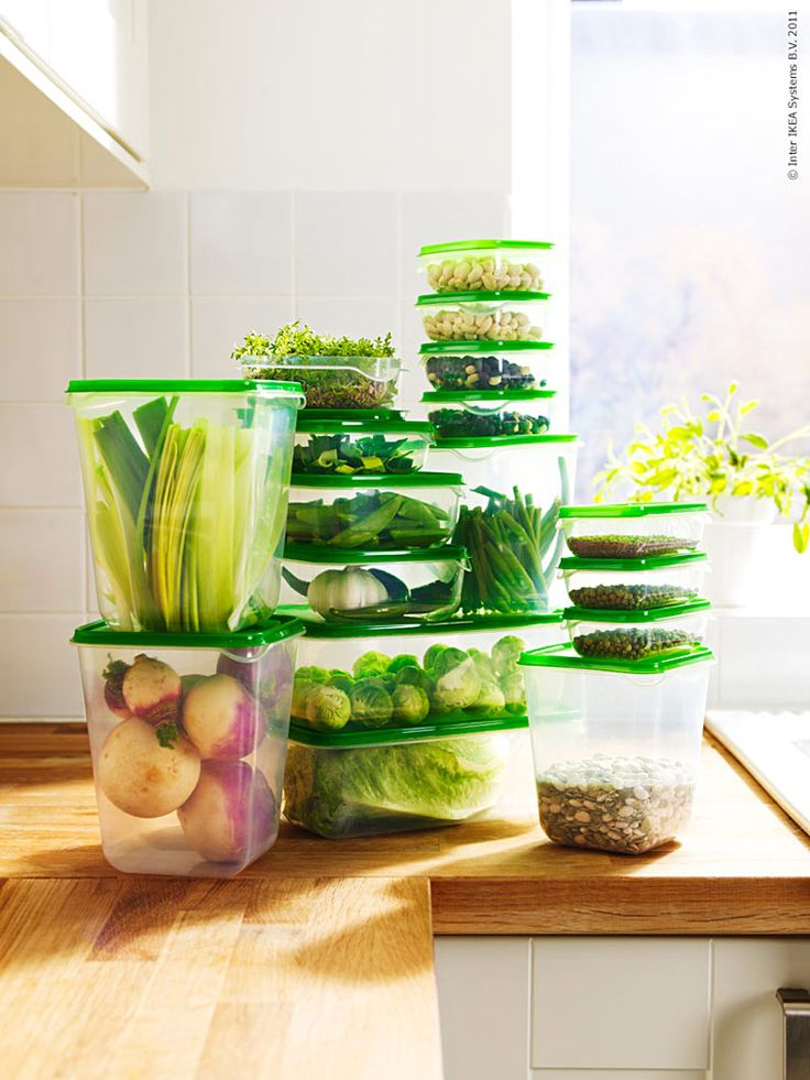Delightful Sjutton Små Rätter | Livet Hemma U2013 IKEA · Lebensmittel  BehälterVorratsbehälterAufbewahrung ... Idea