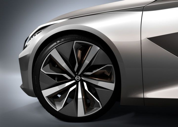 Nissan Vmotion 2.0 Concept Wheel - from the gallery: Automotive Exteriors - Wheels
