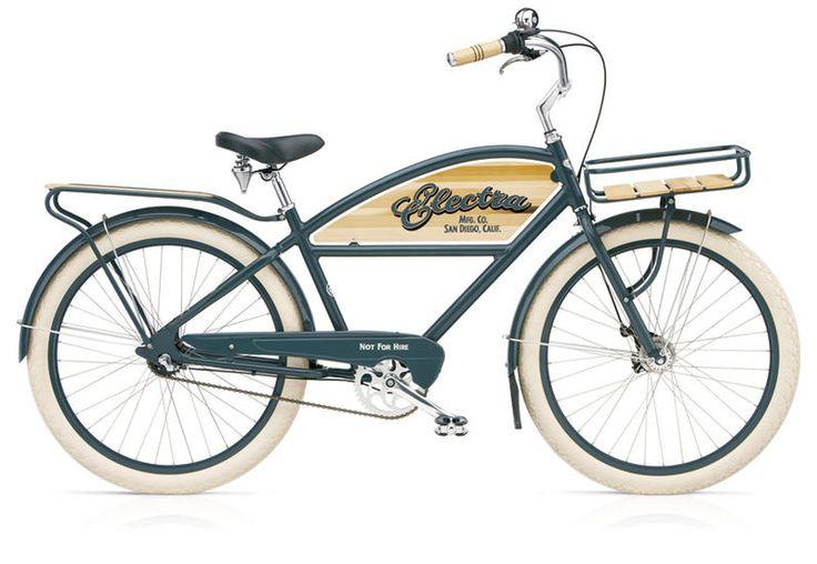 Love this Electra Cruiser #bike #retro #bicycle