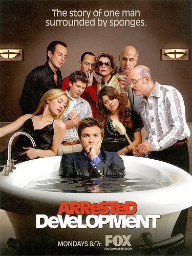 Arrested Development - there's always money in the banana stand.  Another great show off the air too soon.