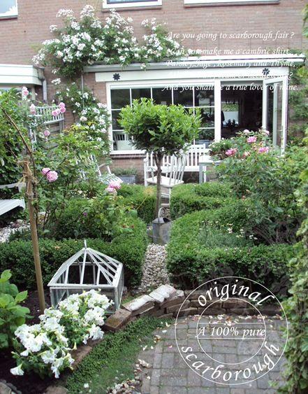 Prachtige Tuin Van Anita · Boxwood GardenSmall ...