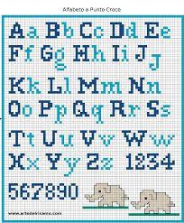 Resultado de imagen para nombres en punto de cruz patrones gratis