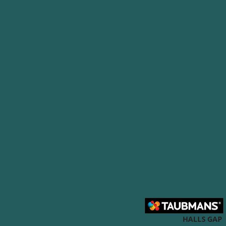 #Taubmanscolour #hallsgap