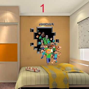 25 best ideas about minecraft bedroom on pinterest for 3d decoration games