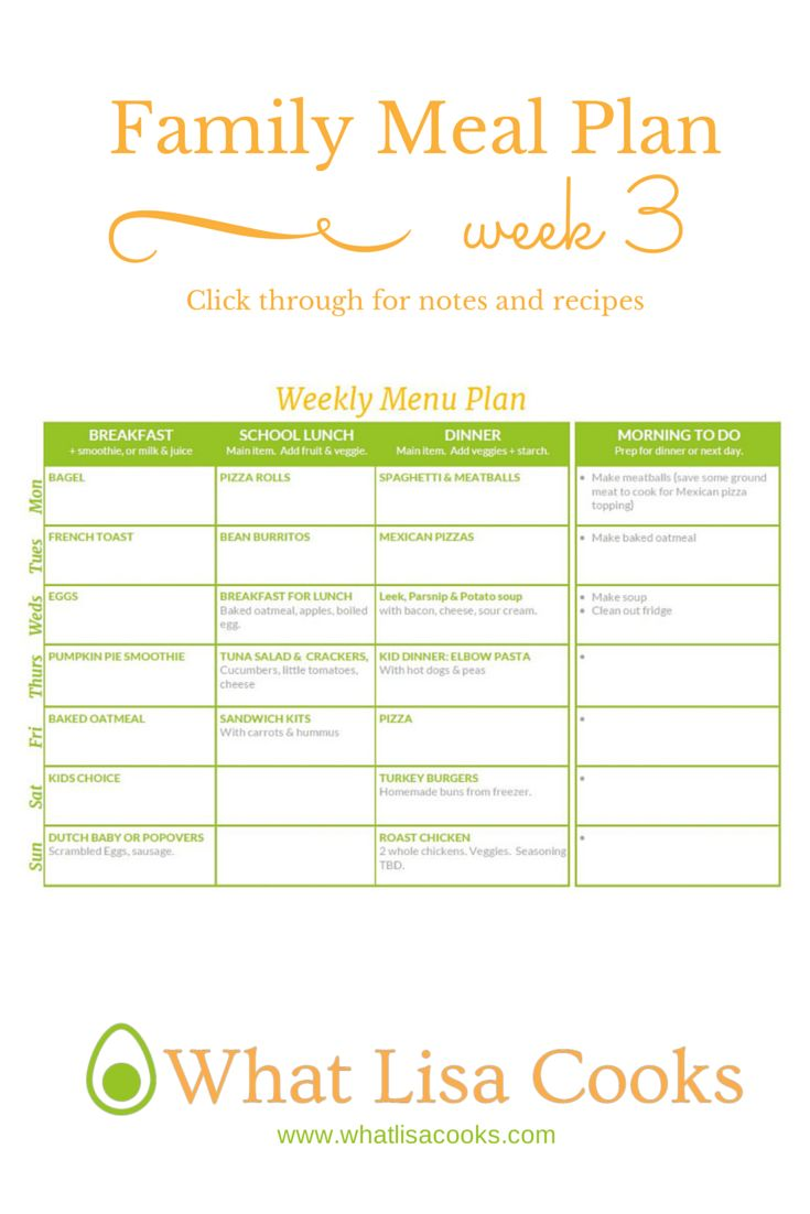 1000  images about meal planning  menus  tips  getting it