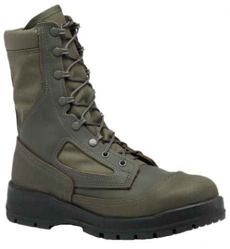 Belleville 680 ST WP - мужские армейские водонепроницаемые ботинки со стальным носком ― USA.WARVAR.RU - армейские ботинки, военная одежда, военная обувь, экипировка, берцы