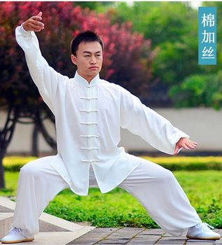2015 New Arrive Cotton Tai Chi Clothing Men Women Martial Arts clothes Kung Fu Set  Chinese Tradition Apparel