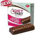 DIETFAST Peppermint Cocoa Crunch Meal Replacement Bars for use with LiteStyle or Thermo Programs. Stop by one of our 6 Mid-South locations for more information about purchasing.