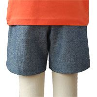 Oliver + S Sunny Day Shorts Free Sewing Pattern for boys and girls