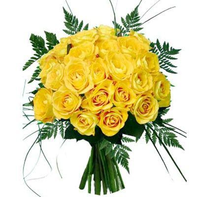 Букет желтых роз с бесплатной доставкой в Москве http://www.dostavka-tsvetov.com/tsvety/pljazhnyj-sezon