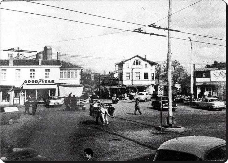 Mecidiyeköy - 1960'lar / İstanbul
