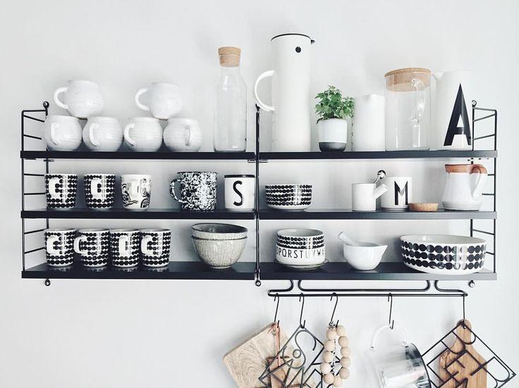 best 20+ küchenregal weiß ideas on pinterest | pantry-küche-design ... - Drahtregal Küche