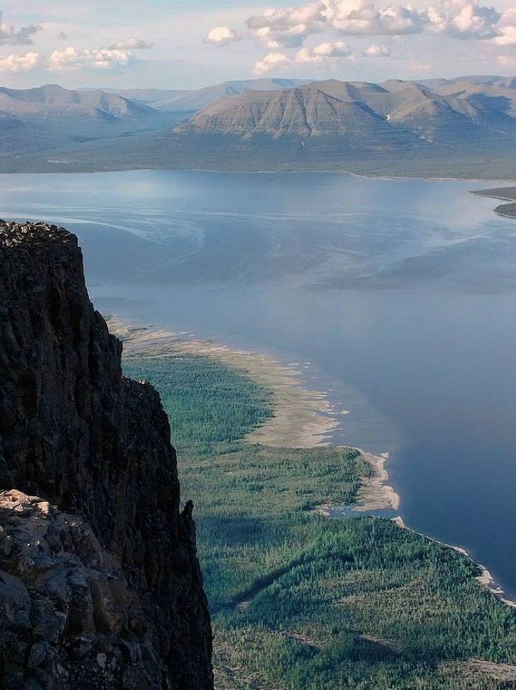 Плато Путорана - затерянный мир Сибири - Мастерок.жж.рф