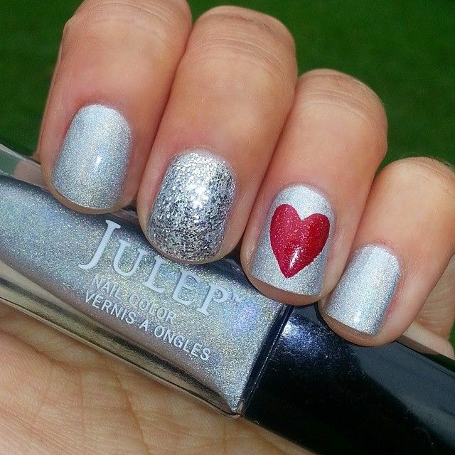 #NOTD: Tin Man Love #Julep