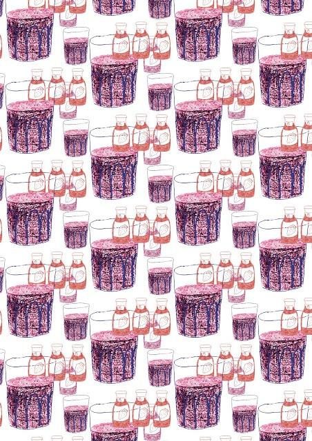 Midsummer drink by Laura Yli-Parkas