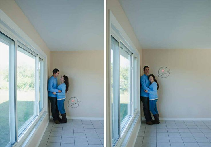 First Home Photo Shoot in Myakka City | Christina Z Photography © | First House Photos, New Home Photos