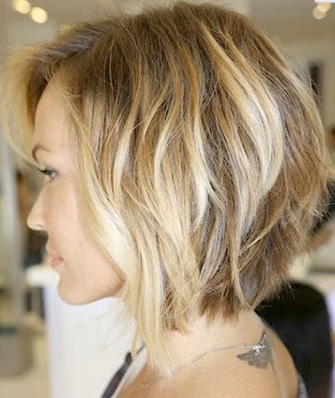 women's stacked bob hairstyles | Stacked Bob Hairstyles – Latest popular short A-line bob cut for ...
