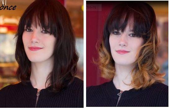 Ombre Saç Rengi Evde Nasıl Yapılır Video