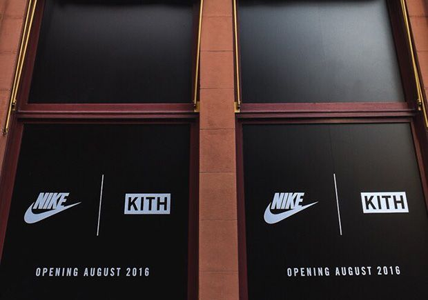 #sneakers #news  Ronnie Fieg Teases An Upcoming KITH x Nike Shop